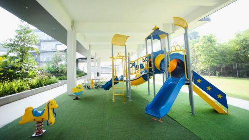 伊顿国际学校-低幼活动区