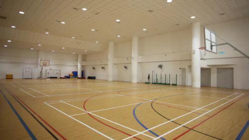 伊顿国际学校-室内体育馆