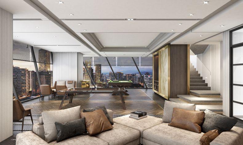 吉隆坡SO索菲特品牌公寓