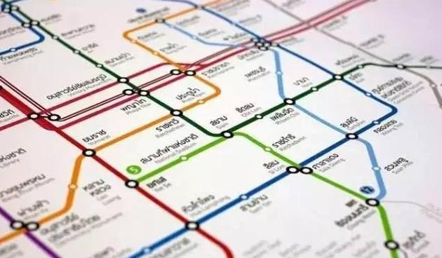 2017曼谷房价仍平稳增长!新地铁线年底开工,公共交通大升级